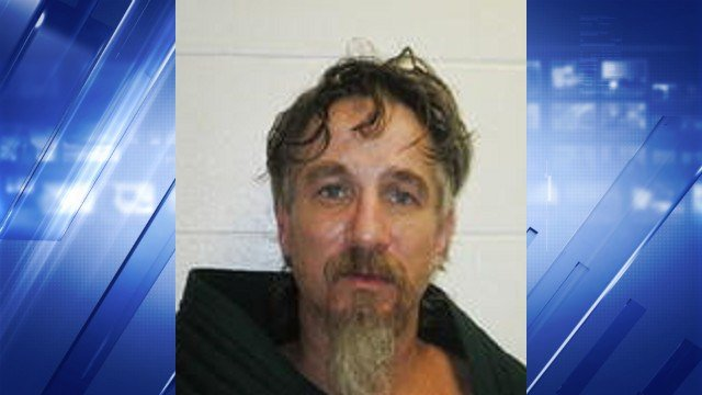 Shane A. Rodgers, 43, allegedly tried to suffocate his mother with a pillow at a hospital.