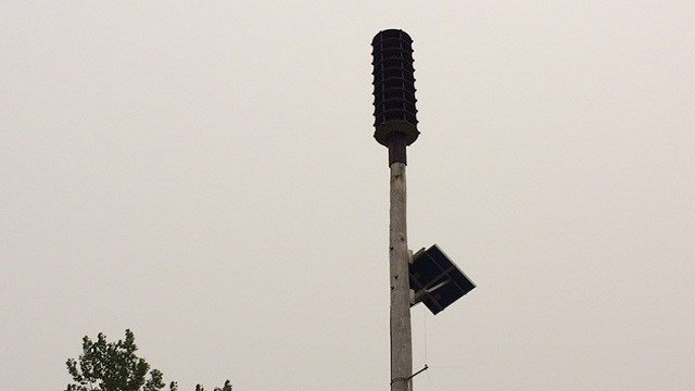 Two of Pacific's four tornado sirens have broken for two months.