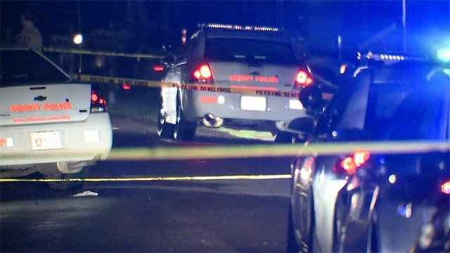 A man was fatally shot in North County early Wednesday morning