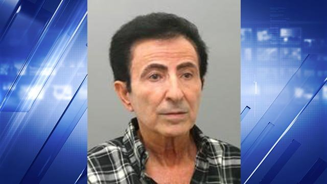 Joseph Carbone, 73, was arrested on suspicion of his seventh DUI on April 13.