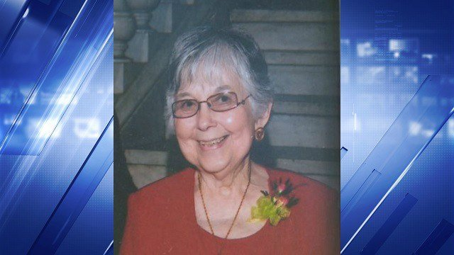 Betty Knight, 84, was found dead of an apparent gunshot wound on her back porch.