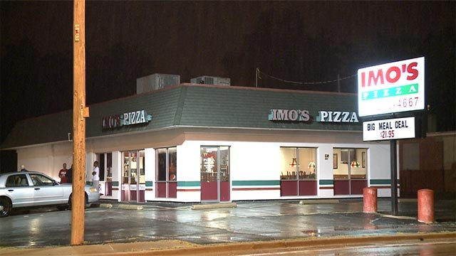 An Imo's in the 200 block of South Belt in Belleville was the scene of an armed robbery Tuesday night.