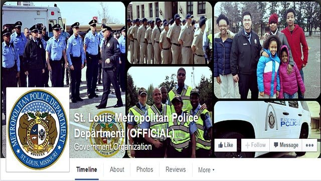 (Credit: St. Louis Police Department / Facebook)