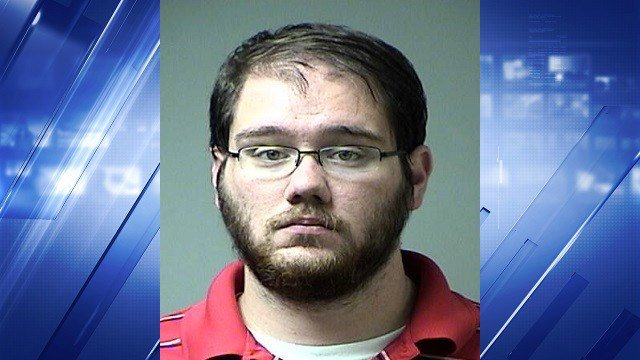 Cameron Patterson, 26, a youth pastor and worker in the Wentzville School District  is accused of molesting a child over the course of five years.