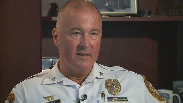 Police Chief Jon Belmar speaks on regrets, lessons learned after Ferguson unrest and Mike Brown's death.