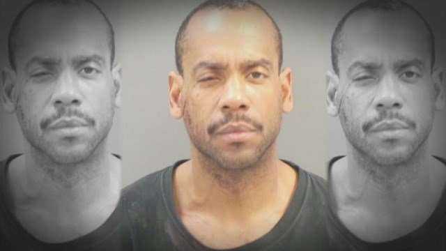 Raheem Thorpe, 43, was released on bail one year after allegedly murdering Lauren Bach.