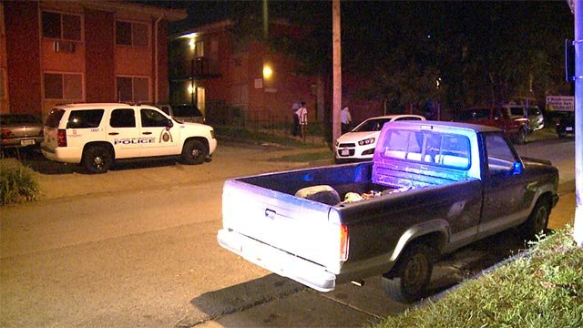 A man was killed after being shot in the chest early Tuesday morning.