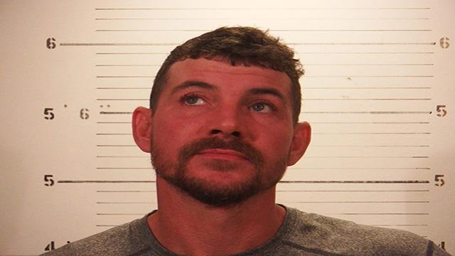 William J. Crane, 34, is in custody accused of battering a 5-year-old, according to the Caseyville Police Department.