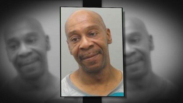 David Banks is accused of breaking into a house on Sonria Street in St. Louis.