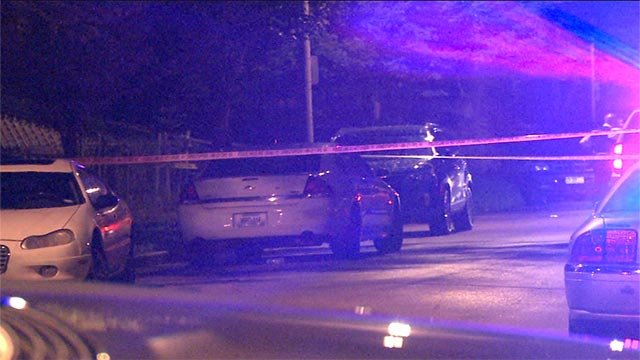 Two women were fatally shot in the 5400 block of Ruskin early Monday morning