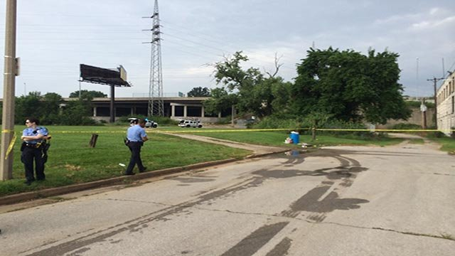 A homicide unit was requested after a body was found on North Euclid and Hooke Monday morning.