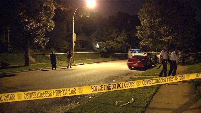 Three men were wounded during a shooting in Ruskin late Monday night.