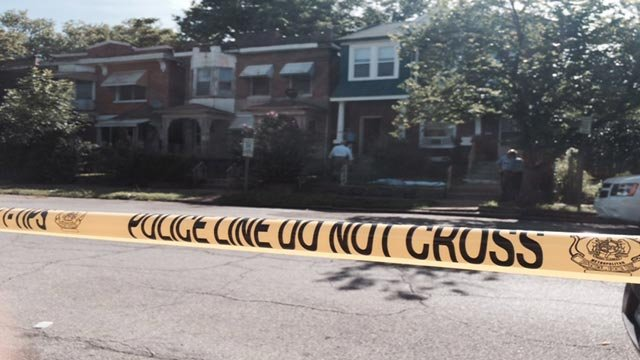 According to police, the child sustained a gunshot wound to the head in the 1200 block of Walton around 9:15 a.m.