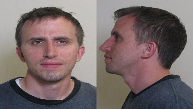 Annan M. Gross, 31, is accused of breaking into a coworker's home and stealing her underwear.