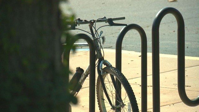 Festus police said a 13-year-old boy was attacked with a BB gun while riding his bike home from school.