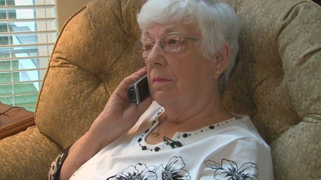 A St. Louis woman said she almost gave $11,500 to a scam artist pretending to be her granddaughter.