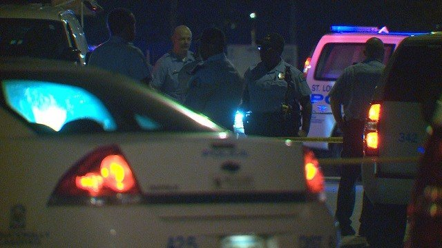 A man was shot and killed in north St. Louis Sunday morning. Homicide is now investigating for more details.