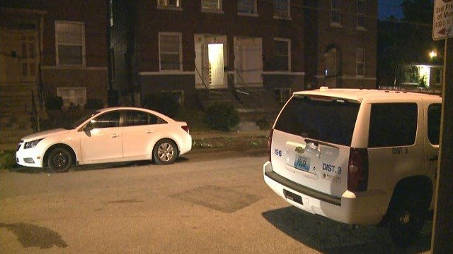 Investigators responded to the scene after a 3-year-old was shot early Monday morning.