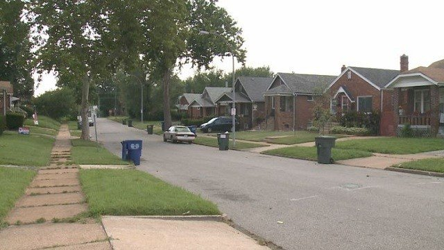 Neighbors say the area where a 1-year-old boy wandered on his own is not very safe.