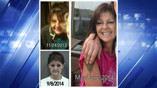 Jacquelyn Auten-Metz has been missing since April 8. Authorities began using cadaver dogs in their search July 27.