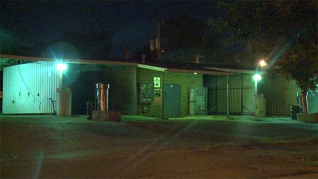 A car wash owner was robbed in South City Thursday night