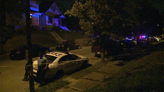 Man fatally shot, four others injured during shooting in the 2500 block of Semple Avenue Tuesday night