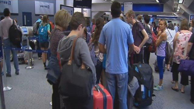 There's a lot that airlines don't tell you about domestic flight delays. Weather and mechanical problems are just some of the issues causing holdups and cancellations.