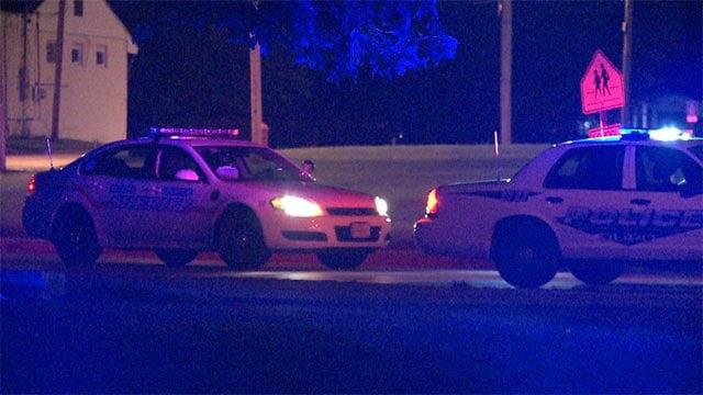 A man sustained multiple gunshot wounds near Cahokia High School Friday morning.