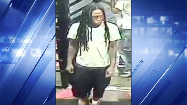 St. Louis police released pictures of two suspects on Wednesday of men they believe are connected to at least seven recent robberies.