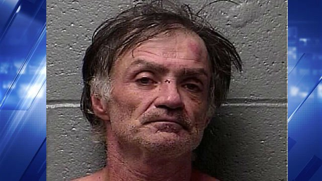 James Lake tries to escape truck and pulls handgun on bailbondsman Wednesday night.