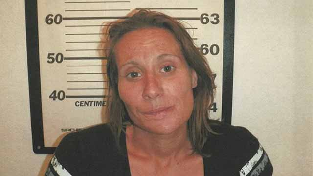Jenna McGlasson is charged with attempted robbery. She is accused of robbing the Caseyville Mini Mart on June 25