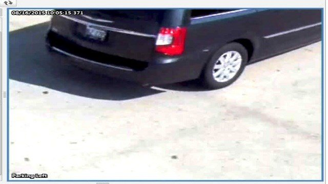 Detectives believe the vehicle is a dark colored Chrysler Town and Country minivan with Illinois license plates.