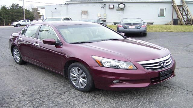 Authorities are currently searching for the victim's vehicle, a maroon 2012 Honda Accord Sedan with Missouri license plate AA2 K8R.