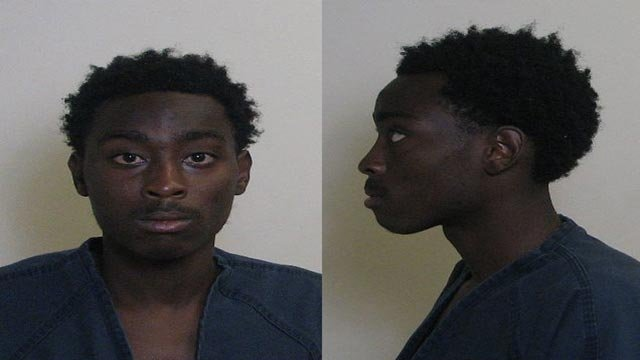 Johnathan T. Robinson has been charged with one count of residential burglary in Collinsville. His bond was set at $75,000.