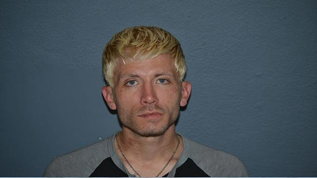 Brian Strothkamp Jr. died after jumping from a moving police car in Overland on Friday.