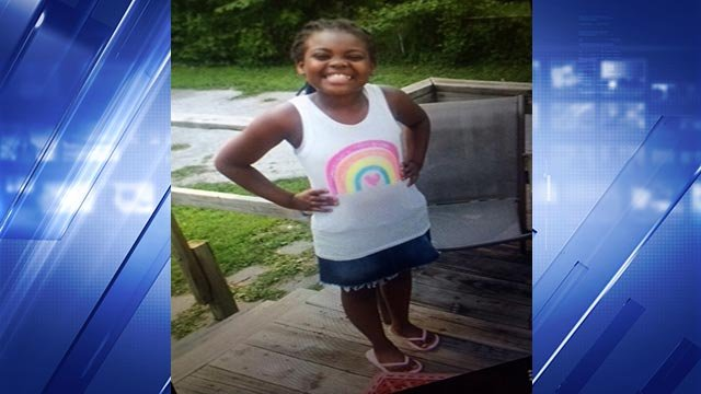 Jamyla Bolden, 9, was fatally shot in Ferguson Tuesday night