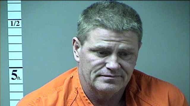 Rodger Nelson got allegedly got into a standoff with police in St. Charles, only a few blocks from  an elementary school that was placed on lockdown as a result