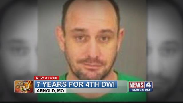 John Bauer was sentenced to 7 years in prison for his 4th DWI