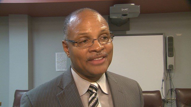 Former East St. Louis Mayor Alvin Parks was hired as the town's new city manager on Thursday, August 20, 2015.