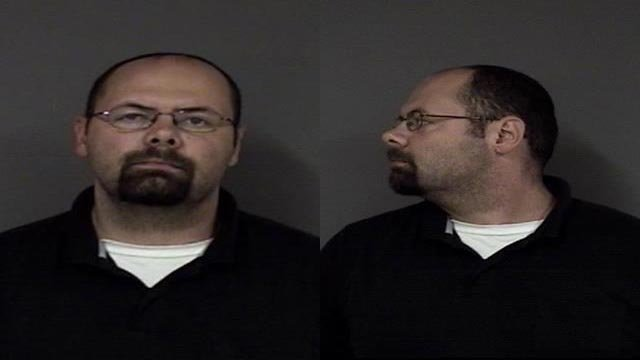 James P. Schoppen, 36, is accused of raping a 14-year-old