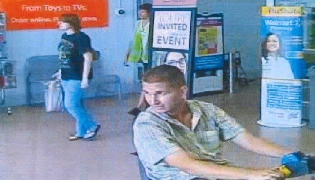 Mt. Vernon Police are trying to identify this man.