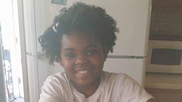 Police are searching for the suspect in the homicide of 9-year-old Jamyla Bolden.