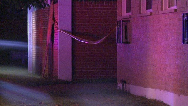 A man died after being shot multiple times in the 3600 block of Marine Avenue around 1:10 Thursday morning.