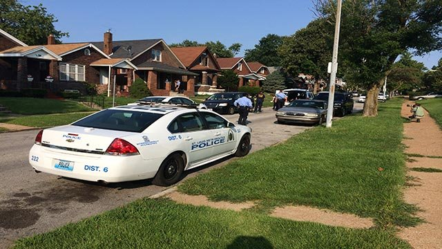 A boy, 3, was reportedly shot in the 4800 block of Bessie Thursday morning.