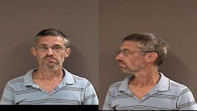 A Florissant man turned himself in to O'Fallon Police afer the St. Claire County State's Attorney issued warrants alleging the man behaved inappropriately in the presence of a minor.