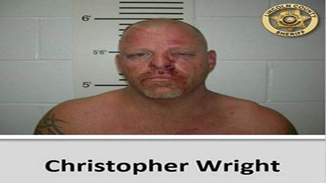 Wright has been charged with felony Assault in the First Degree on a Law Enforcement Officer and Resisting Arrest. Additional drug charges are pending.