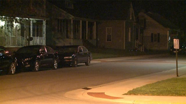 Police in Mascoutah are searching for a man who attempted to abduct two girls Thursday night