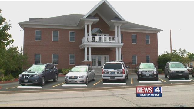 Stuart Millner's business was raided in Franklin County. Credit: KMOV