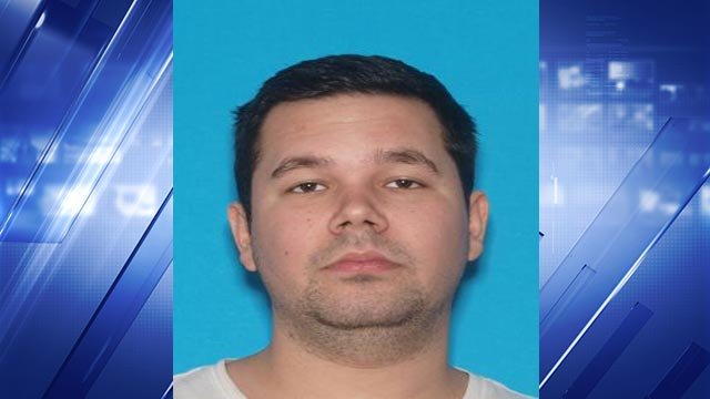 Adam Meyer, 26, was reportedly last contacted via his cell phone Sunday and has not been heard from since.