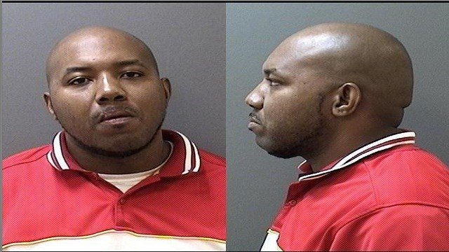 Police investigated 36-year-old Martez Gulley for unlawful failure to register as a sex offender, a class 2 felony.